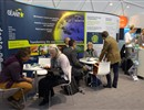 """""""Helios"""" and GÉANT connect at Europe's biggest ICT conference"""