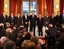 © Office of the French President, Photo Unit, L. Blevennec.Signing of the ITER Treaty, Elysée Palace, Paris, 21 November 2006