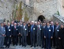 First ITER Council - The delegates of the ITER Council in front of the Château de Cadarache