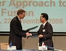 © European Community, 2006 Signature of the Broader Approach agreement between the EU and Japan, 22 November 2006