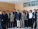 Dr. Cheng Jinpei and a delegation from the Chinese governmnent visiting 'Fusion for Energy'