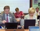 The Governing Board at work