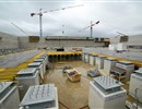 Tokamak area - Propping & formwork almost completed - May 2013