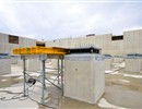Formwork activities have started at the Tokamak pit for the realisation of the second concrete slab - March 2013