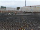 4000 tonnes of steel will be used for the the B2 slab of the Tokamak Complex