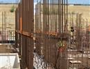Starter rebars for the walls ITER Tokamak complex