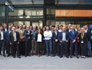 The participants of the information meeting about the Diagnostics Engineering Services Call for tender.