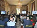 Representatives of French and Spanish companies following the F4E information session
