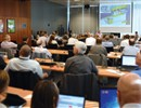 Participants discuss the latest developments in ITER Remote Handling systems