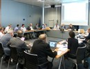 F4E and FIIF representatives during the meeting, October 2014