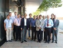 The participants of the first-ever F4E final design review.