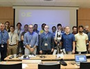 The participants of F4E's first-ever metrology training