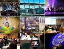 ESOF 2012 in Dublin hosted a number of different talks and activites for over 20,000 international participants.