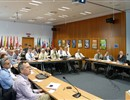The PF coils information day brought together representatives from 27 European companies.