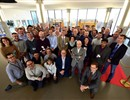 Remote Handling experts from companies, laboratories and ITER Domestic Agencies gathering at the headquarters of ITER IO, November 2016
