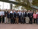 Participants from ITER IO, the Domestic Agencies in China, Japan, Korea, Russia, United States, and F4E attended the BIPT quarterly meeting