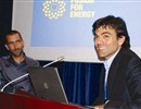 F4E's own scientists Jesus Izquierdo and Ferran Albajar talk about fusion and the ITER project.