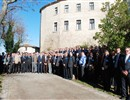 Participants at the F4E meeting concerning Buildings for ITER