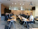 F4E and industry representatives during the meeting about mineral-insulated cables.