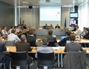 The kick-off meeting of the civil engineering contract for the Tokamak complex in F4E, Barcelona