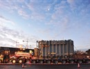 The convoy of the heavy exceptional load reaches ITER. © ITER IO