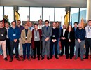 Members of staff of F4E, ITER Organization, experts and companies participating in the Preliminary Design Review of the ITER Divertor Cassette Remote Handling system procured by Europe.