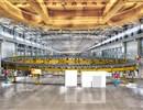 3D image of PF coils tooling station, Elytt Energy / Christian Lünig/ VG Bild und Kunst ©