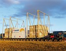 The ITER test convoy on its way to Cadarache Copyright: S Benacer/400ASAn