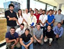Representatives of the ITER Cryogenic team based in Cadarache