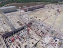 Flyover of the ITER site with a drone.