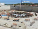 The first floor of the Tokamak complex is completed