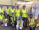 Representatives of the Vacuum Teams of F4E and ITER IO © ITER IO