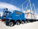 ITER test convoy 2013 © S Benacer/400ASA