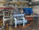 Nitrogen compressor of the ITER LN2 plant successfully tested at Atlas Copco (Cologne, Germany).