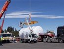 Arrival of the first-ever European components to ITER