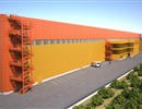The future PF coil fabrication building