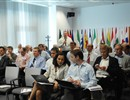One of the Question & Answer sessions during the Euratom Associations meeting