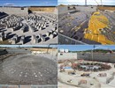 From plinths to full basemat: four key stages of the ITER Tokamak basemat