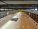 View inside the Poloidal Field coils facility where the ITER magnets will be manufactured, October 2015
