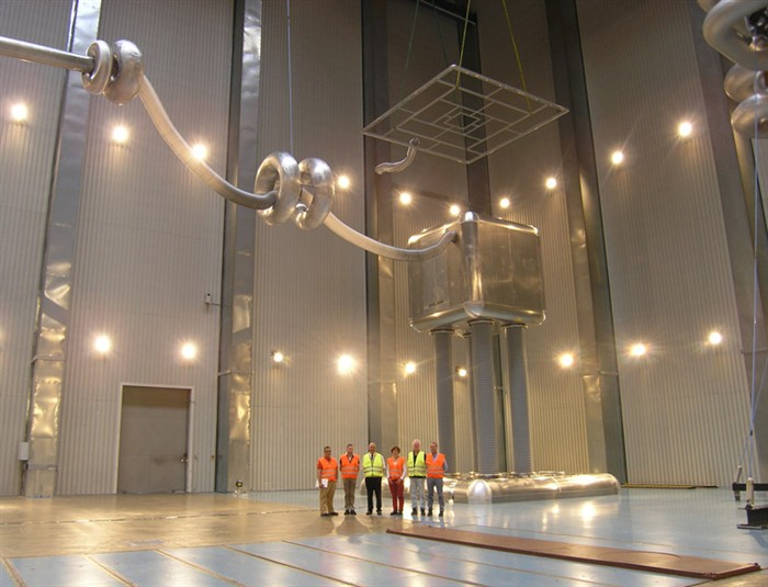 Testing On Mitica S High Voltage Deck Mock Up Concluded