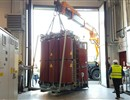 The power supply for the Residual Ion Dump (RID), manufactured by OCEM PE, financed by F4E, has been delivered to MITICA - the second experiment of the ITER Neutral Beam Test Facility, Consorzio RFX, Padua, Italy. On the left, the Acceleration Grid Power Supplies Conversion System, produced by NIDEC ASI, financed by F4E.