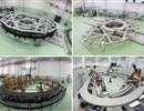 European Toroidal Field coils manufactured at full speed