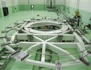 The TF coil winding line at the ASG facilities, © ASG