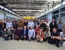 The F4E, ITER IO, OMEGA and INEO teams working together towards the first acceptance test