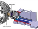 The Plasma Position Reflectometry antennas and waveguides are located in the equatorial port plug, which in turn is fixed to the vacuum vessel sector. © ITER Organization