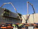 Works start for the second concrete slab of the Tokamak complex