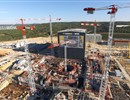 Aerial view of the ITER construction site, October 2016, ITER IO ©