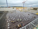 80% of the propping & shoring towers installed - May 2013