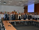 The participants of the first wall panels workshop held at the seat of Fusion for Energy, Barcelona.