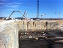 Pouring concrete in the Tokamak complex 09:00 am (copyright F4E)